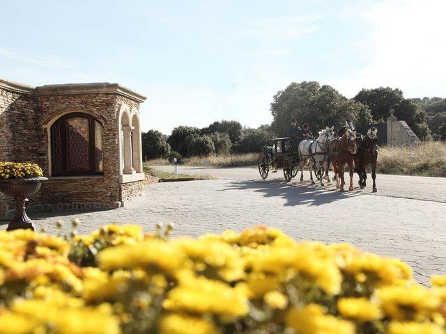 La boda de Laura y Daniel en Mangiron, Madrid 46