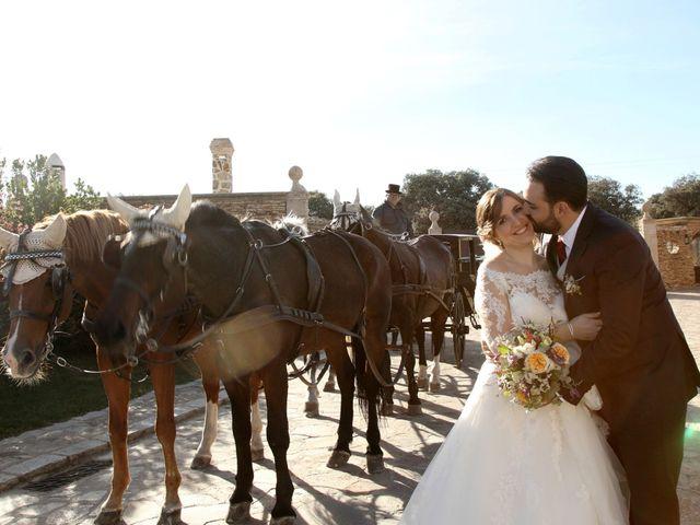 La boda de Laura y Daniel en Mangiron, Madrid 47