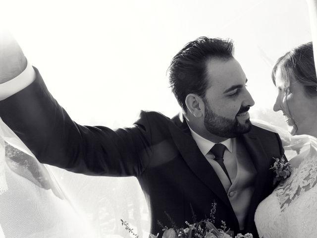 La boda de Laura y Daniel en Mangiron, Madrid 49