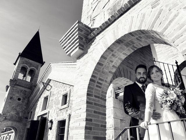 La boda de Laura y Daniel en Mangiron, Madrid 50