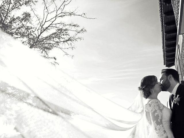 La boda de Laura y Daniel en Mangiron, Madrid 54