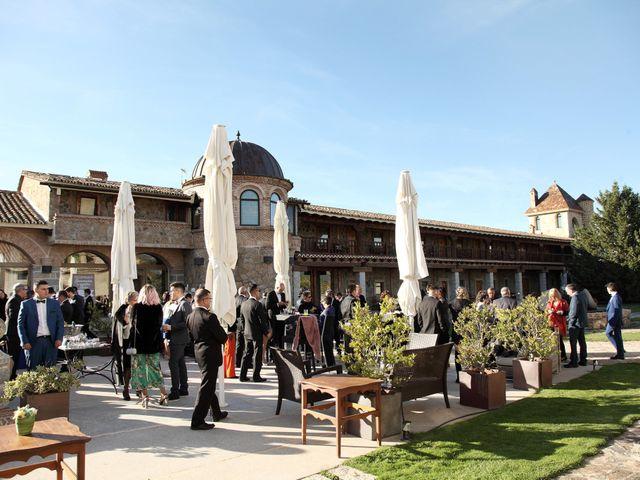 La boda de Laura y Daniel en Mangiron, Madrid 58
