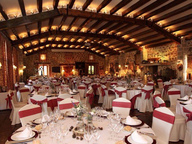 La boda de Laura y Daniel en Mangiron, Madrid 60