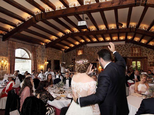 La boda de Laura y Daniel en Mangiron, Madrid 66