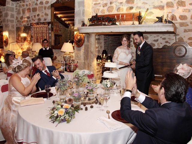 La boda de Laura y Daniel en Mangiron, Madrid 67