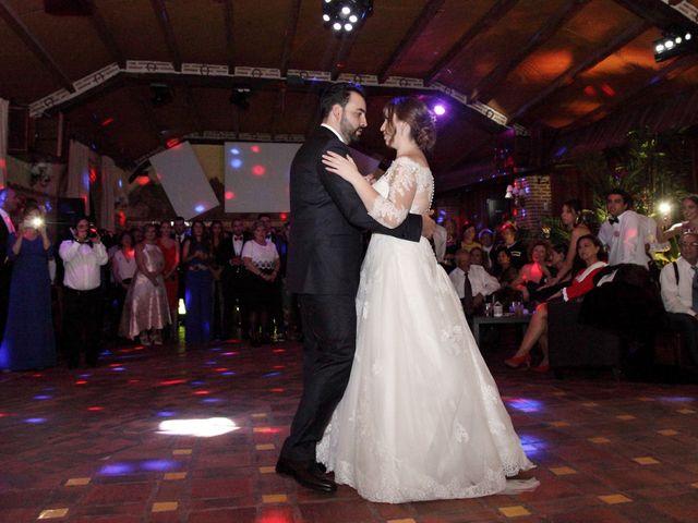 La boda de Laura y Daniel en Mangiron, Madrid 69