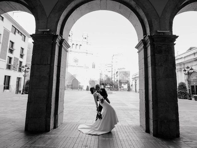 La boda de Carolina  y Idelio