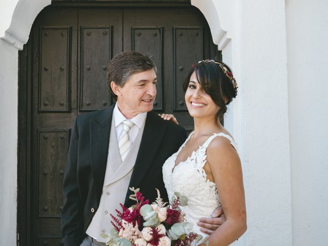 La boda de Andrés y Paula en Collado Villalba, Madrid 22