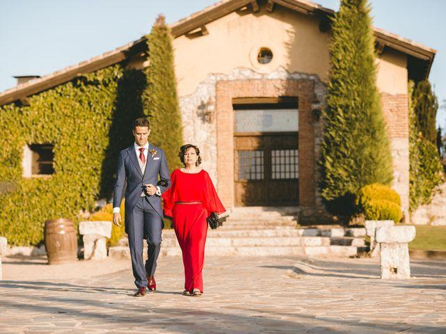 La boda de Andrés y Paula en Collado Villalba, Madrid 26