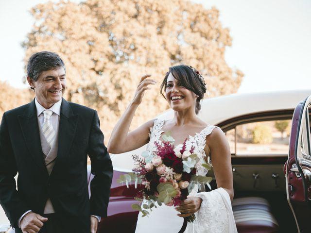 La boda de Andrés y Paula en Collado Villalba, Madrid 30