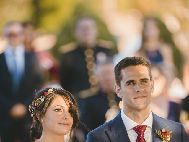 La boda de Andrés y Paula en Collado Villalba, Madrid 32