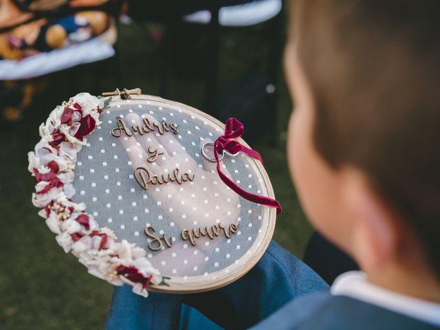 La boda de Andrés y Paula en Collado Villalba, Madrid 34