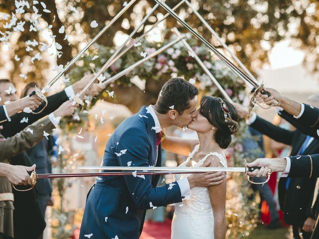 La boda de Paula y Andrés