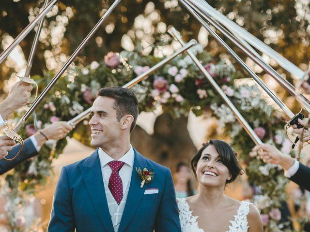 La boda de Andrés y Paula en Collado Villalba, Madrid 1
