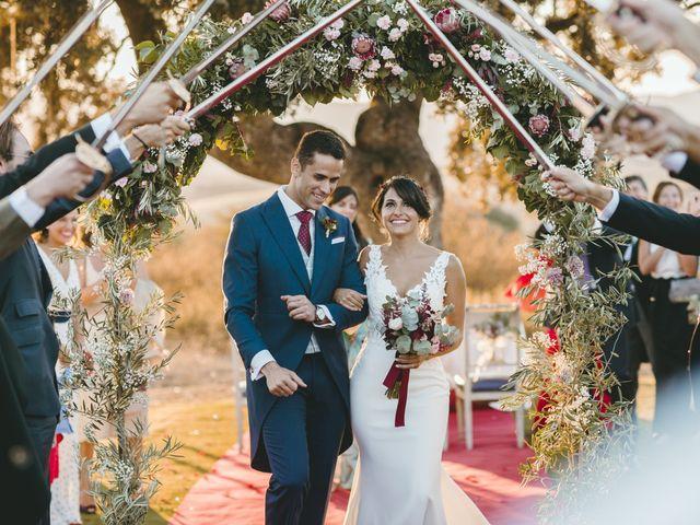 La boda de Andrés y Paula en Collado Villalba, Madrid 40