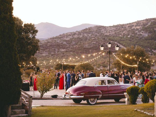 La boda de Andrés y Paula en Collado Villalba, Madrid 41