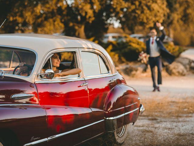 La boda de Andrés y Paula en Collado Villalba, Madrid 42