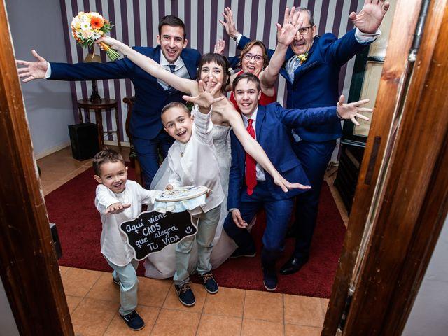 La boda de Jessi y Miguel en Zaragoza, Zaragoza 8