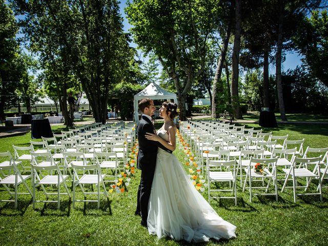 La boda de Jessi y Miguel en Zaragoza, Zaragoza 11