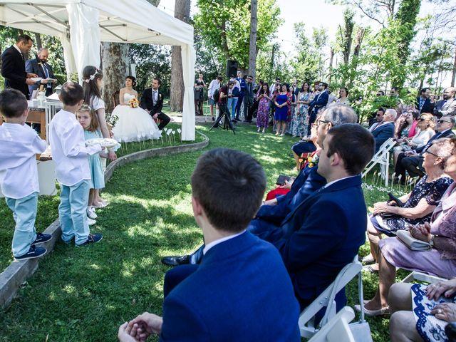 La boda de Jessi y Miguel en Zaragoza, Zaragoza 14