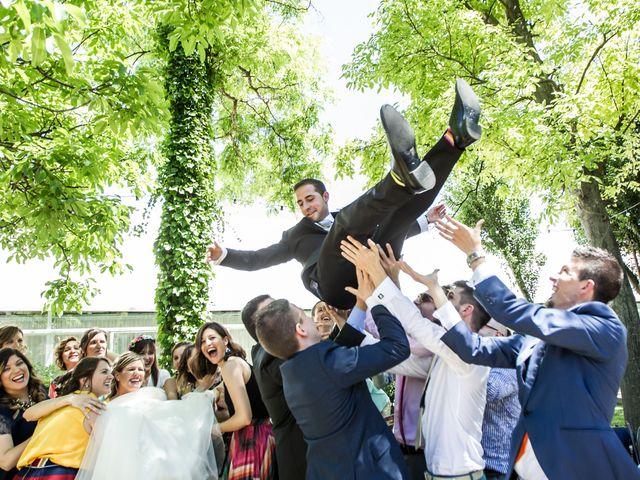 La boda de Jessi y Miguel en Zaragoza, Zaragoza 19