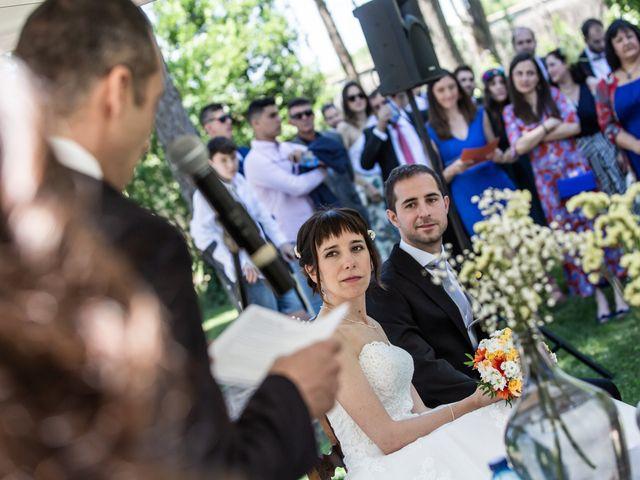 La boda de Jessi y Miguel en Zaragoza, Zaragoza 22