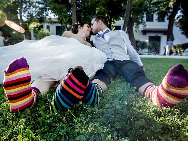 La boda de Jessi y Miguel en Zaragoza, Zaragoza 25