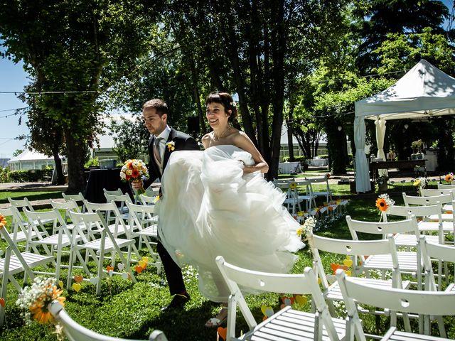 La boda de Jessi y Miguel en Zaragoza, Zaragoza 27