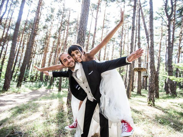 La boda de Jessi y Miguel en Zaragoza, Zaragoza 44