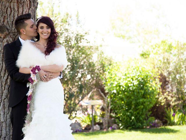 La boda de Alia y Angel