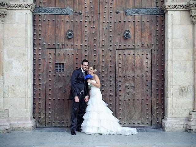 La boda de Virginia y Gustavo