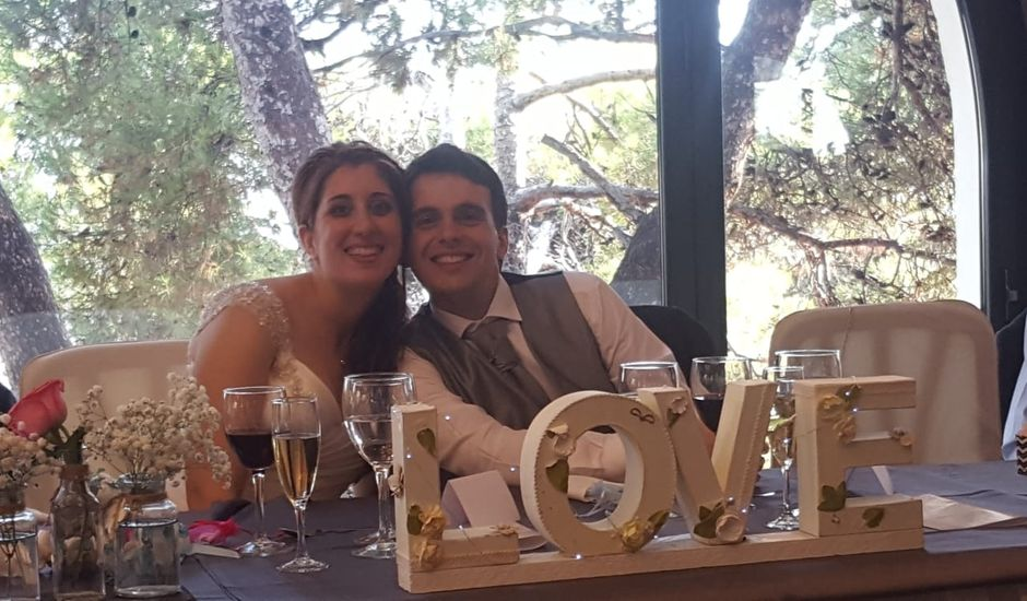 La boda de Lidia y Eloy  en Sant Boi De Llobregat, Barcelona