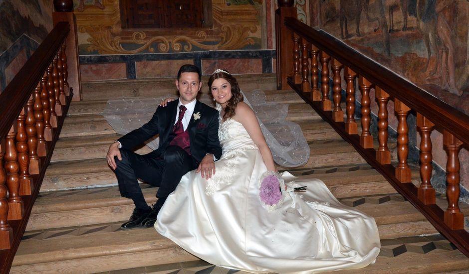La boda de Juan María y María José en Santa Cruz De Mudela, Ciudad Real