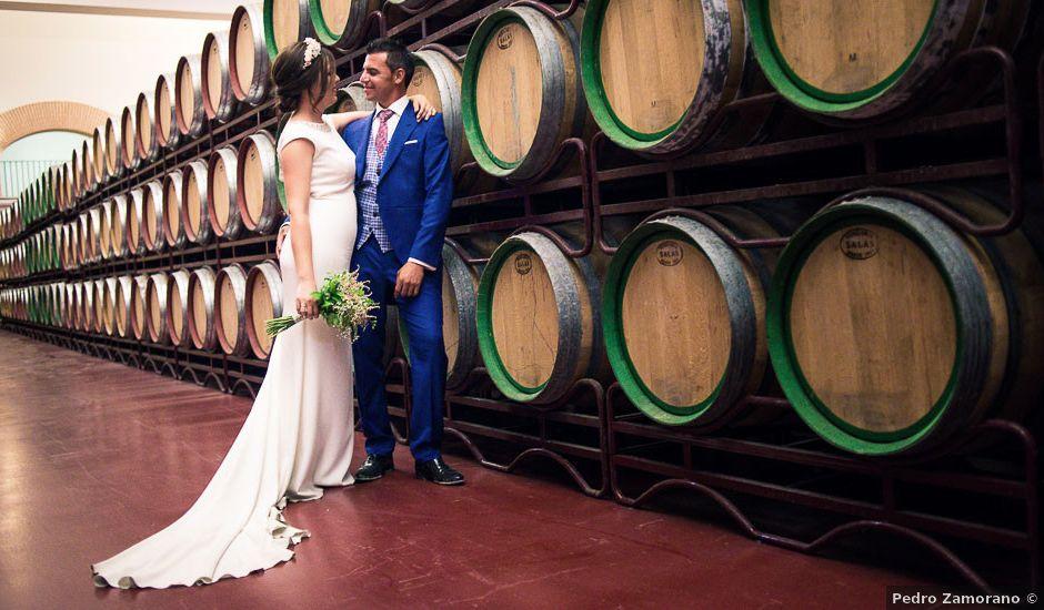 La boda de Sergio y Sandra en Yepes, Toledo