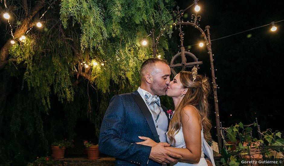 La boda de David y Yaiza en San Cristóbal de La Laguna, Santa Cruz de Tenerife