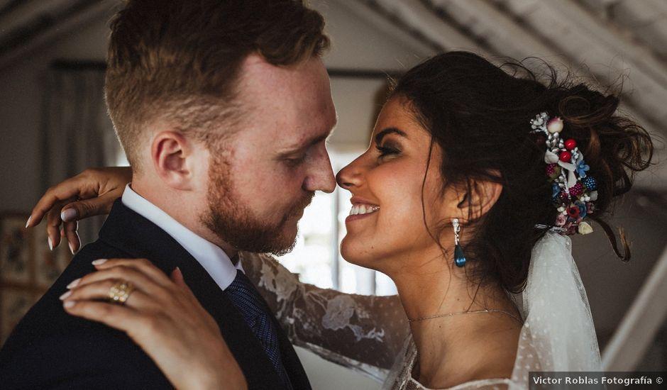 La boda de Piotr y Laura en Segovia, Segovia