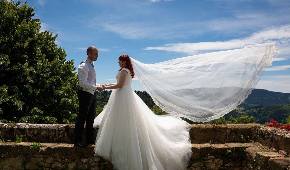 La boda de Yasmin  y Jon Ander  en Llodio, Álava