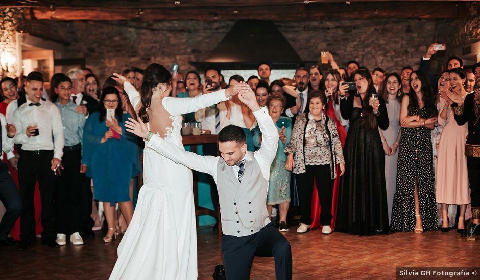 La boda de Pedro y María en Salas, Asturias