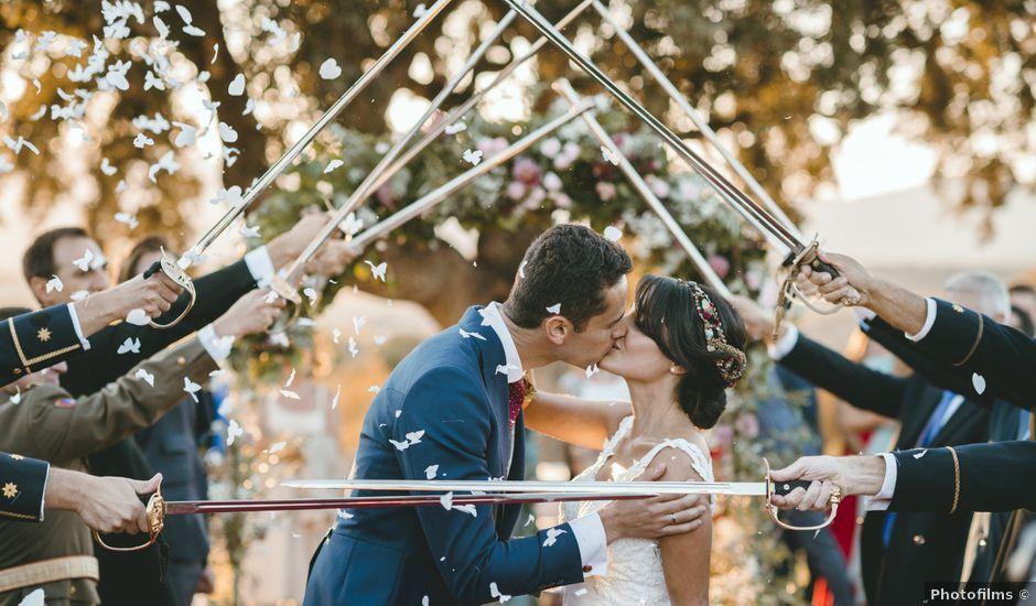 La boda de Andrés y Paula en Collado Villalba, Madrid