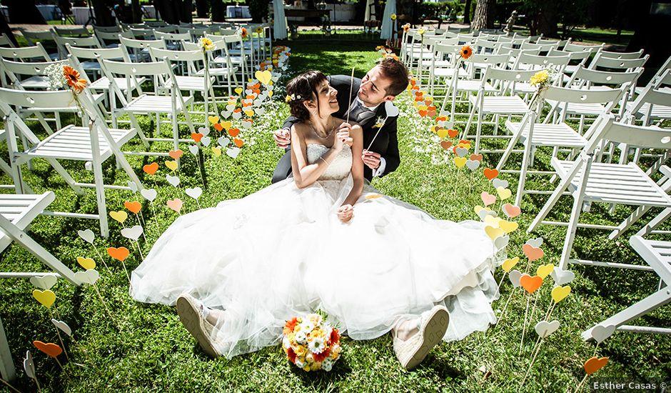 La boda de Jessi y Miguel en Zaragoza, Zaragoza