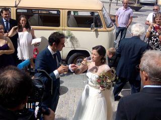 La boda de Candela y Peter