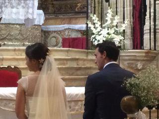 La boda de Candela y Peter 2