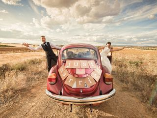 La boda de Sheila y Luis