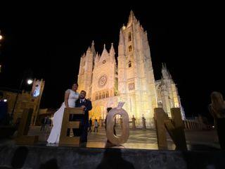 La boda de Santi y Virginia