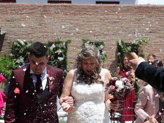 La boda de Kitiara y Raul 1