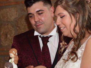 La boda de Kitiara y Raul