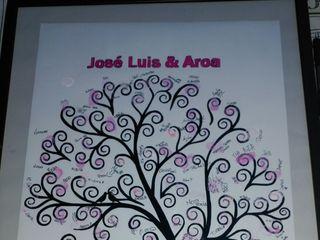 La boda de Aroa  y José Luis  2