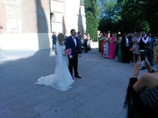 La boda de Aroa  y José Luis  3