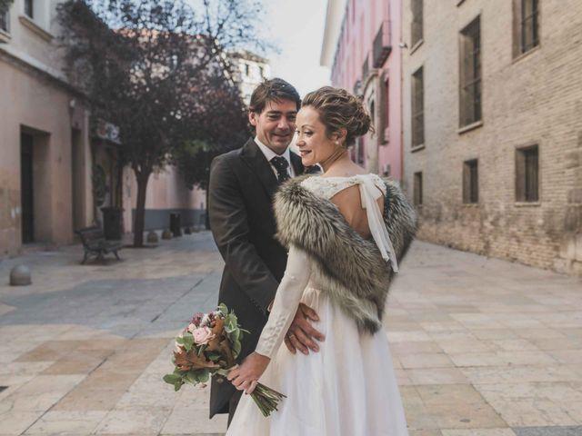 La boda de Javier y Vanesa en Zaragoza, Zaragoza 12