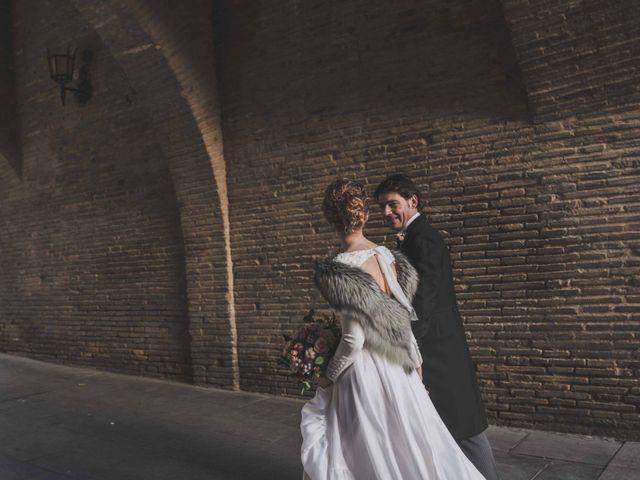 La boda de Javier y Vanesa en Zaragoza, Zaragoza 14